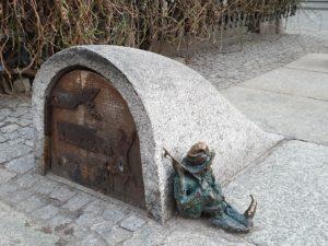 Gli Gnomi di Wroclaw