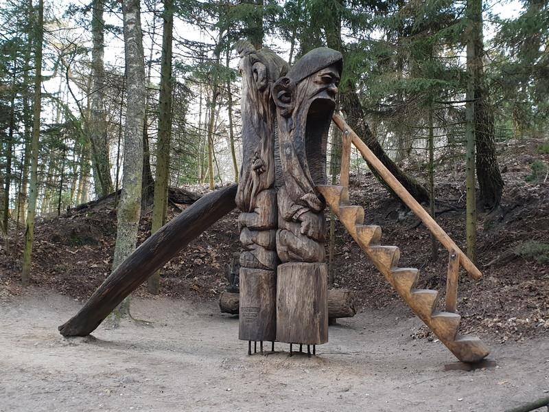 Collina delle Streghe Juodkranté Lituania 78