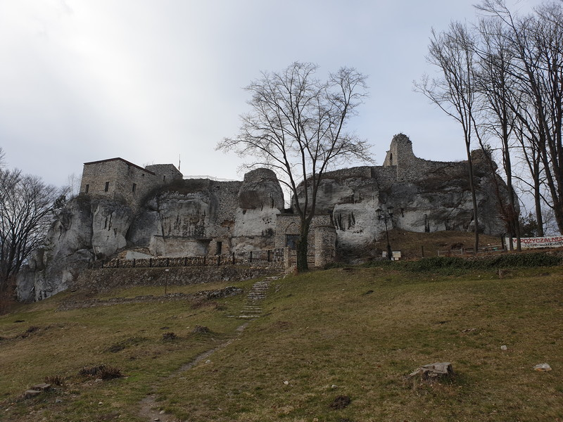 Castello di Bakowiec Polonia 1