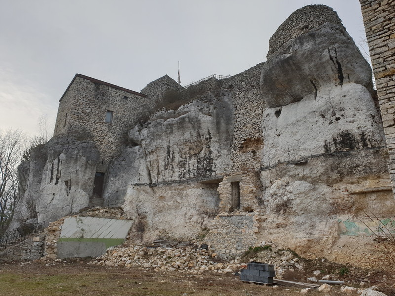 Castello di Bakowiec Polonia 3