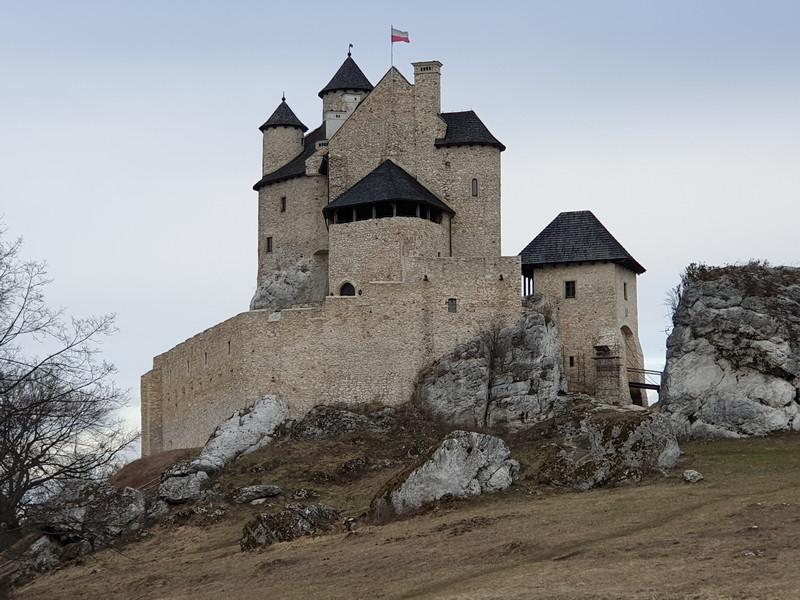 Castello di Bobolice Polonia 1