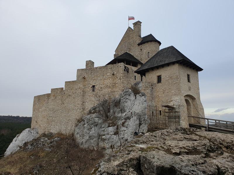 Castello di Bobolice Polonia 2