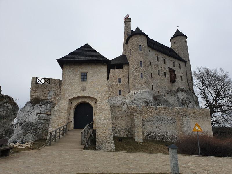 Castello di Bobolice Polonia 3