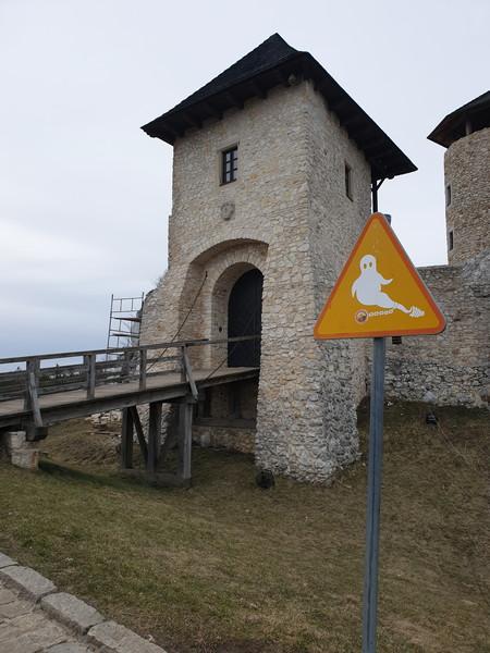 Castello di Bobolice Polonia 4