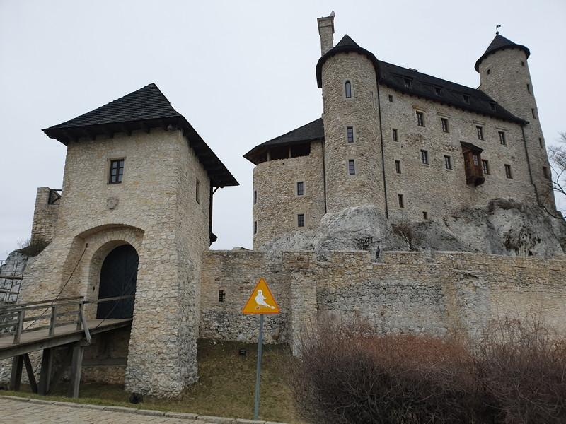 Castello di Bobolice Polonia 6