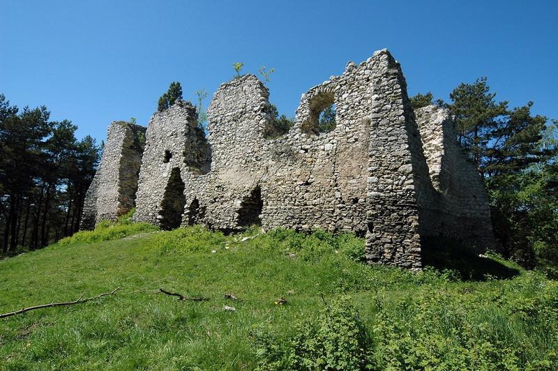 Castello di Bydlin Polonia 2