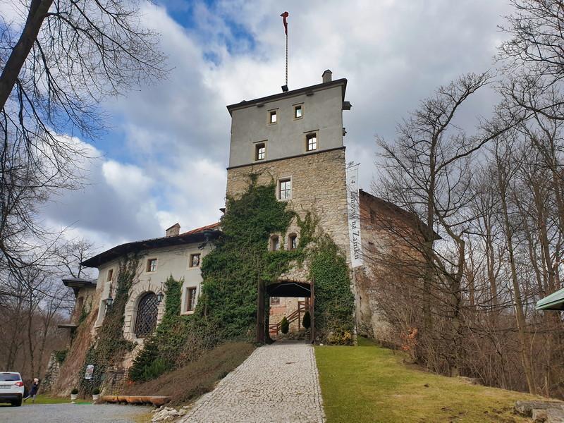 Castello di Korzkiew Polonia 3