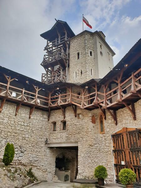 Castello di Korzkiew Polonia 1