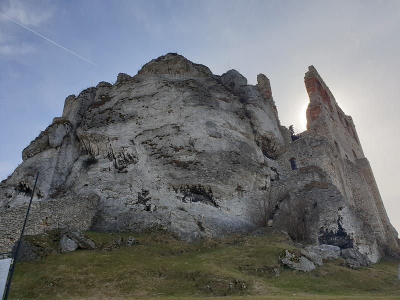 Castello di Ogrodzieniek Polonia 4
