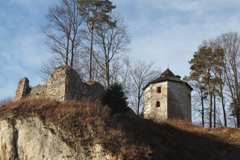 Castello di Ojcow Polonia 2
