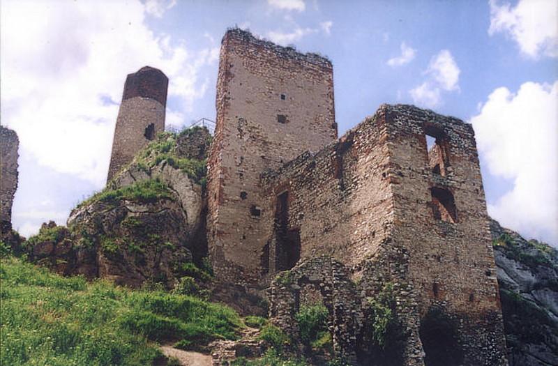 Castello di Olsztyn Polonia 4