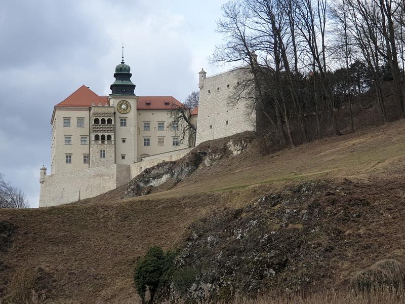 Castello di Pieskowa Skala Polonia 6