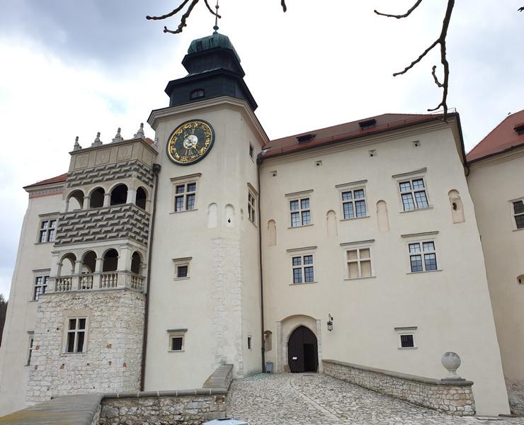Castello di Pieskowa Skala Polonia 5