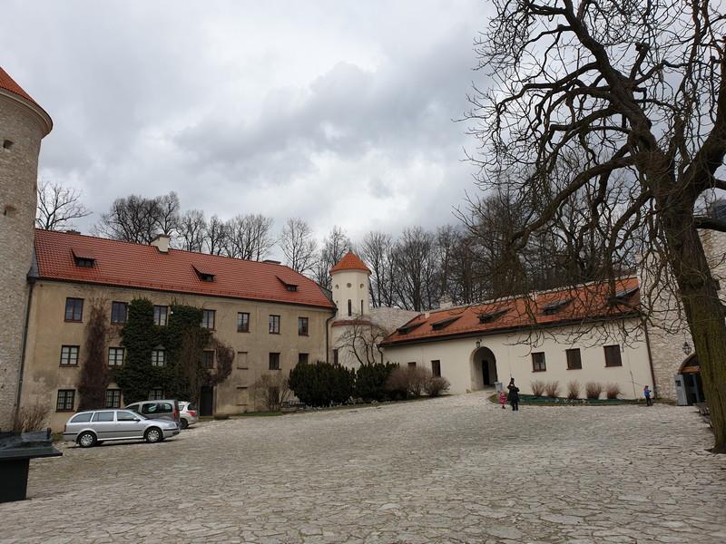 Castello di Pieskowa Skala Polonia 4