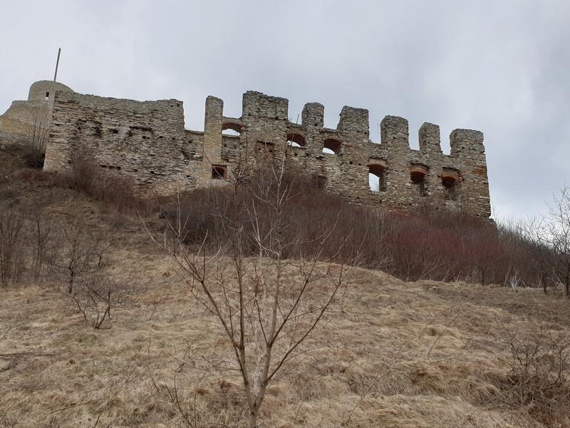 Castello di Rabsztyn Polonia 1
