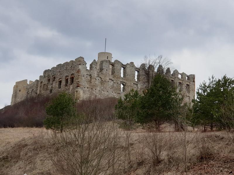 Castello di Rabsztyn Polonia 2