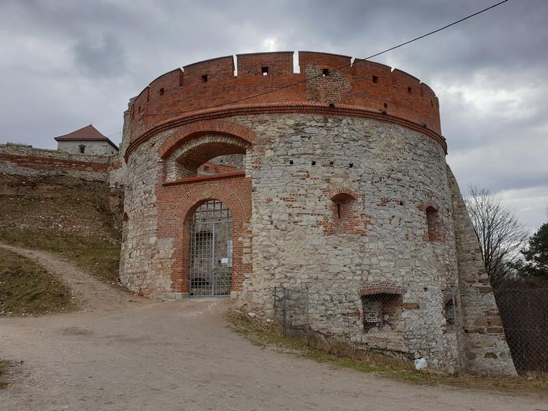Castello di Teczyn Polonia 4