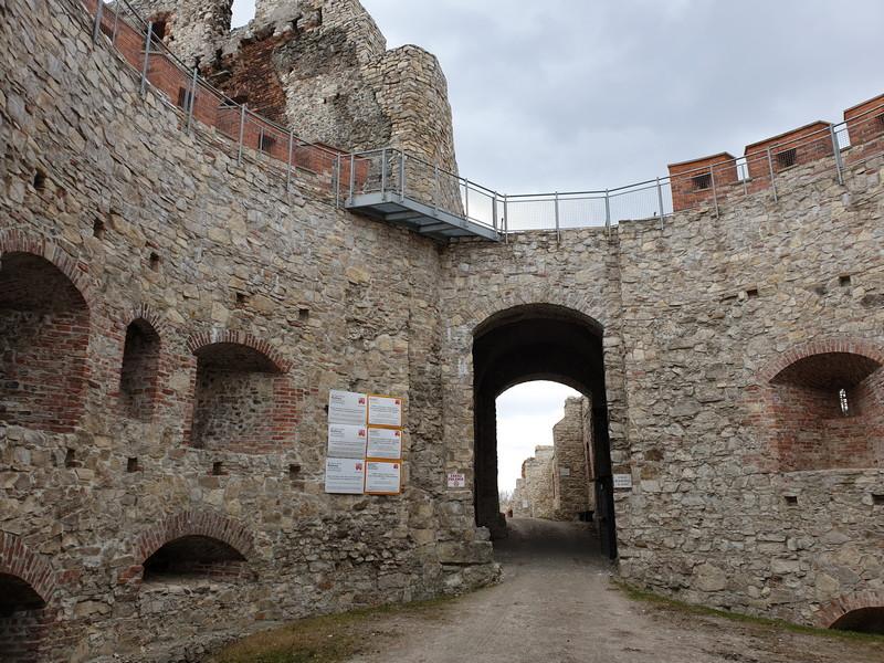 Castello di Teczyn Polonia 3