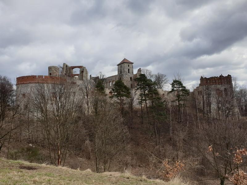 Castello di Teczyn Polonia 1