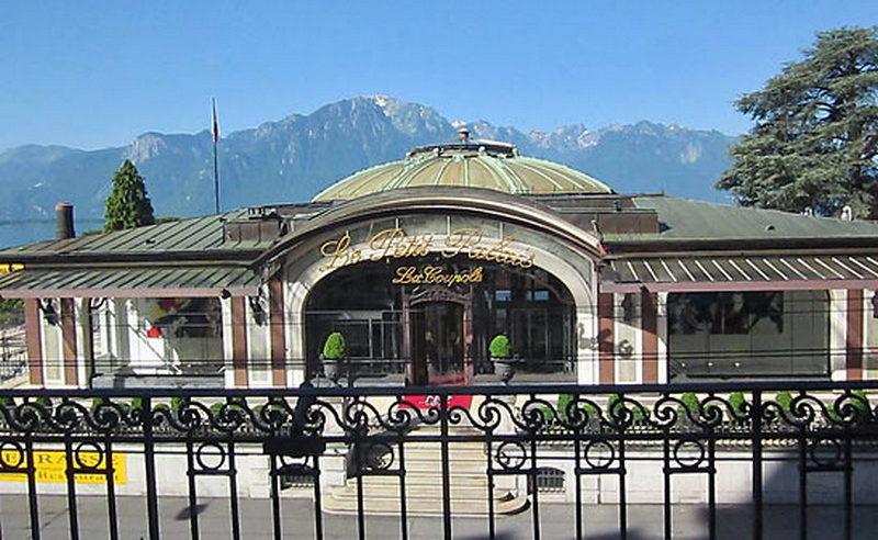 Le Petit Palais Montreux