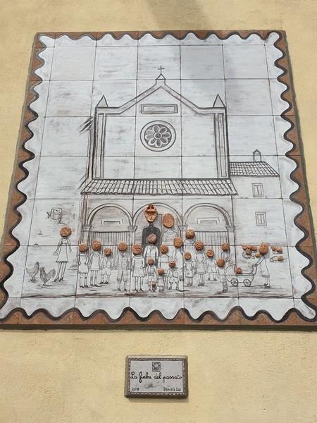 La fiaba del passato a Sant'Angelo di Roccalvecce