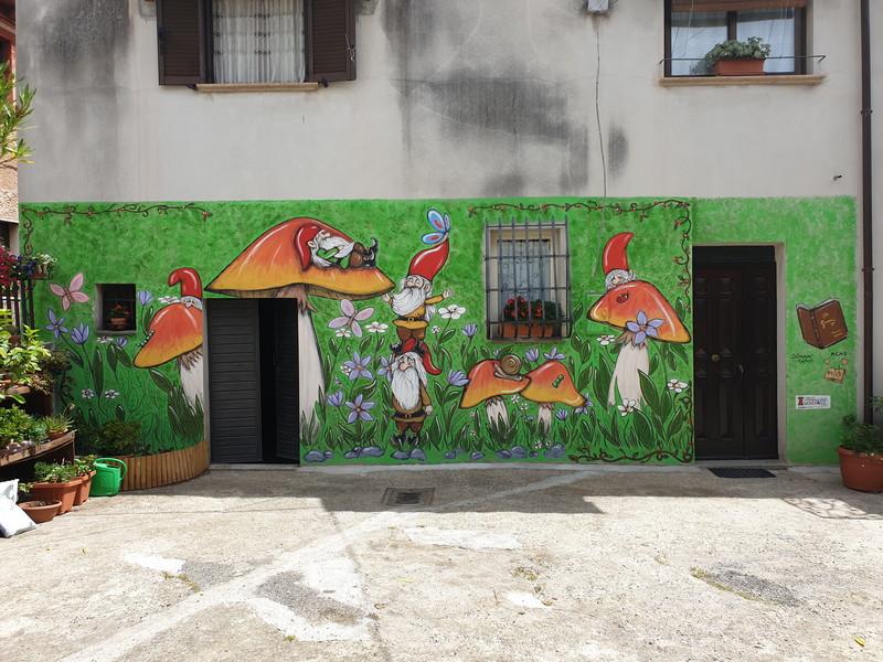 Gli Gnomi di Grimm a Sant'Angelo di Roccalvecce