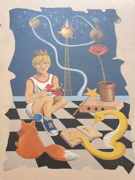 Il piccolo principe a Sant'Angelo di Roccalvecce