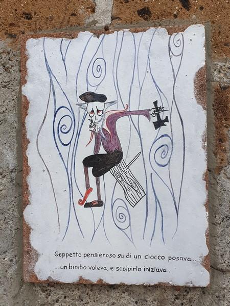 fiaba di pinocchio 2 a Sant'Angelo di Roccalvecce