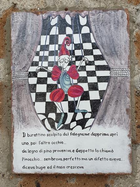 fiaba di pinocchio 4 a Sant'Angelo di Roccalvecce