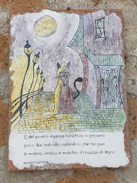 fiaba di pinocchio 6 a Sant'Angelo di Roccalvecce