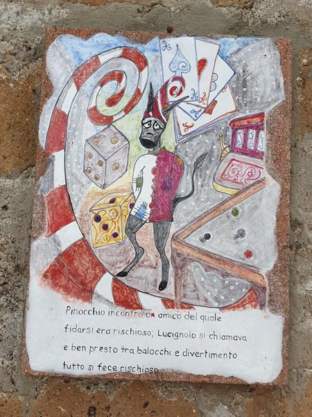 fiaba di pinocchio 10 a Sant'Angelo di Roccalvecce