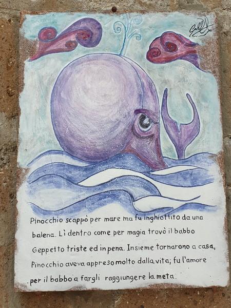 fiaba di pinocchio 11 a Sant'Angelo di Roccalvecce