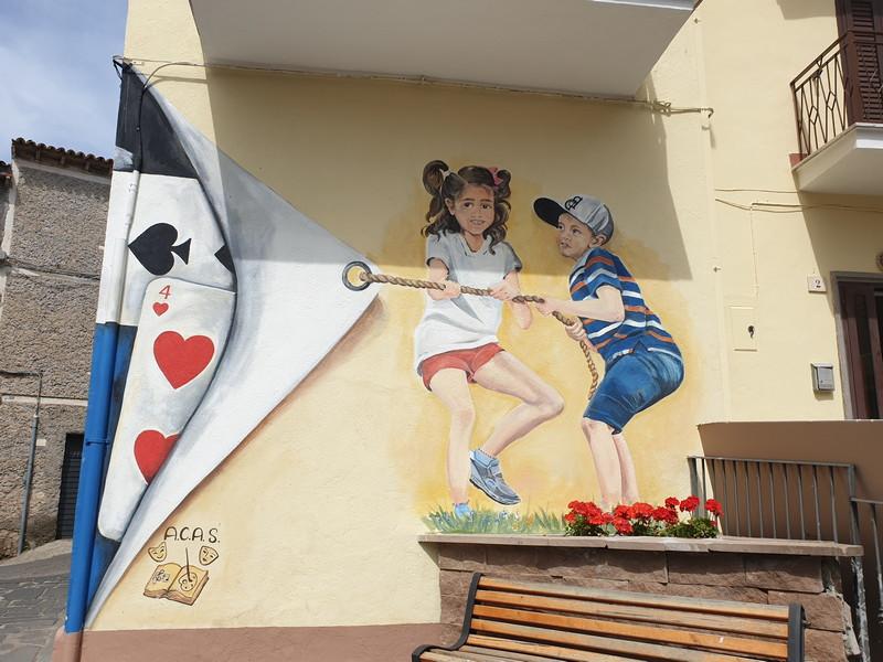 Alice nel paese delle meraviglie a Sant'Angelo di Roccalvecce 3