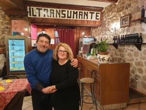 Ristorante Il Transumante Villetta Barrea il proprietario Nunzio Antonucci